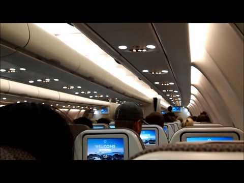Fiji Airways Trip Report - NAD - LAX - Economy Class - Full Flight