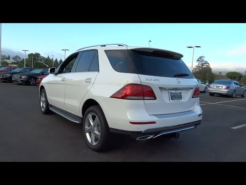 2016 Mercedes-Benz GLE Pleasanton, Walnut Creek, Fremont, San Jose, Livermore, CA 16-2219