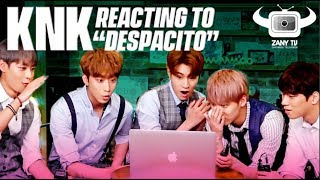 Download Lagu KPOP IDOLS KNK REACT TO DESPACITO MV Gratis STAFABAND