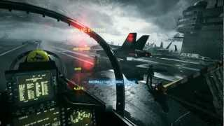 Battlefield 3 Ultra graphics settings ASUS g75 with GTX670M 11min