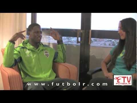 Seattle Sounders FC & USMNT Eddie Johnson interview FutbolrTV part 2