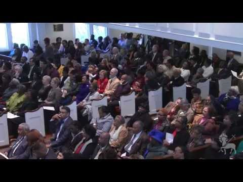 The 26th Anniversary CSRA Memorial Observation of Dr. Martin Luther King part 1 of 2