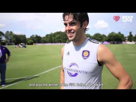 Shoot for Love Challenge : Kaka, Orlando City SC