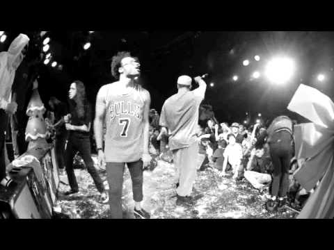 TRASH TALK / ODD FUTURE - RADICALS - LIVE @ THE ROXY DECEMBER 22 2011