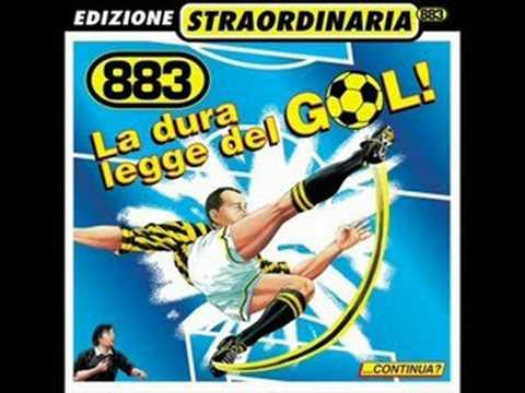 883 - La Dura Legge Del Gol (Album)
