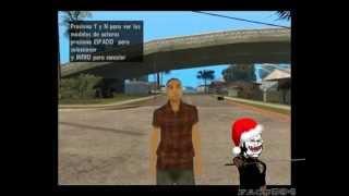 tutorial como instalar un pack de skins de zombies para GTASA(PC)