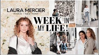 My WEEK in NYC! Events, Museums, & Shopping!