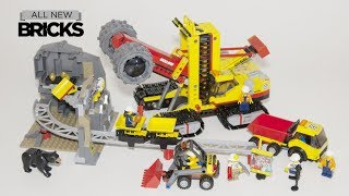 Lego City 60188 Mining Experts Site Speed Build