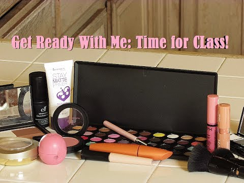 ♥ GRWM: For College (Drugstore) ♥