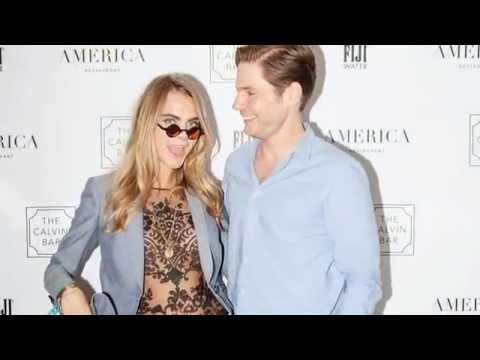 Kate Beckinsale & Cara Delevingne Fashion at AMC's Supper Suite at TIFF
