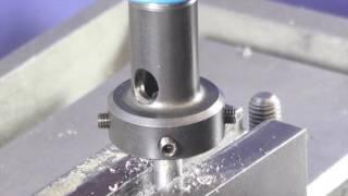 Der Trick mit dem Klick - Haltersatz für Ständerbohrmaschinen [AKON Werkzeuge 2016]