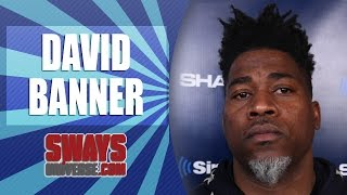 David Banner's Message to America on Sway in the Morning