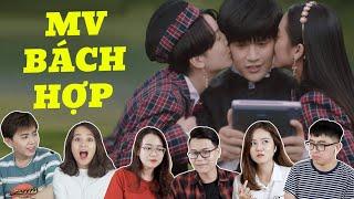 MV Đầy màu bách hợp | S-REACTION: Màu Nước Mắt - Nguyễn Trần Trung Quân
