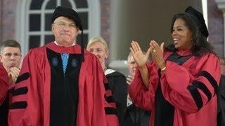Oprah's Harvard Commencement Speech Highlights | POPSUGAR News