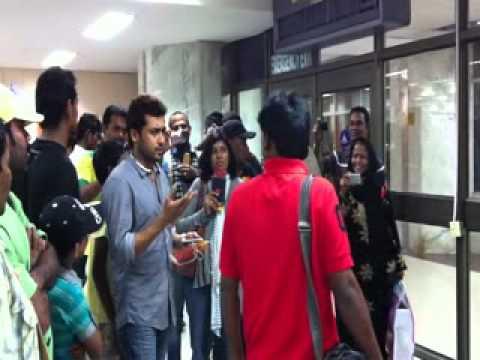 Surya At Airport video