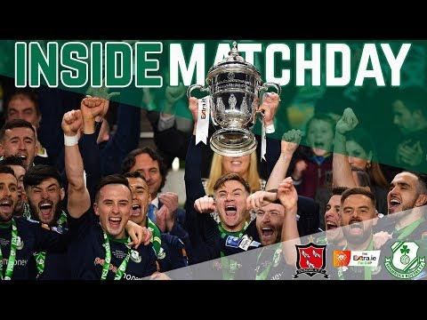 INSIDE MATCHDAY |  FAI Cup Final