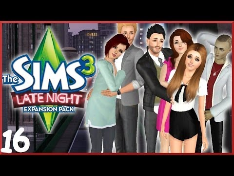 Lets Play: The Sims 3 Latenight-(Part.16)-Burning Hot Birthday
