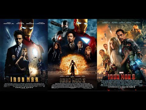 IS THE IRON MAN TRILOGY GOOD AS A TRILOGY?