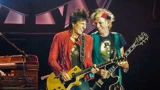 The Rolling Stones Video - The Rolling Stones Opening - [Auckland 2014 Live] - Start Me Up [Full HD]