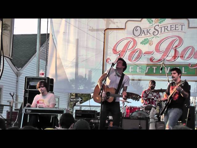 The Revivalists - Catching Fireflies (Po-Boy Festival 2011)