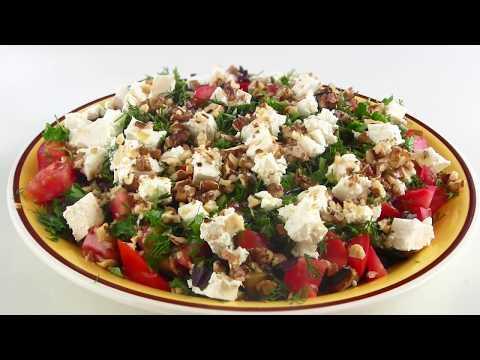 Вкусные салаты рецепты новые без майонеза