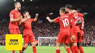 Are Liverpool surprising fans? - Match of the Day 3 - BBC Sport