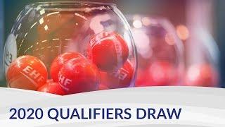 Men's EHF EURO 2020 Qualifiers | Live Draw
