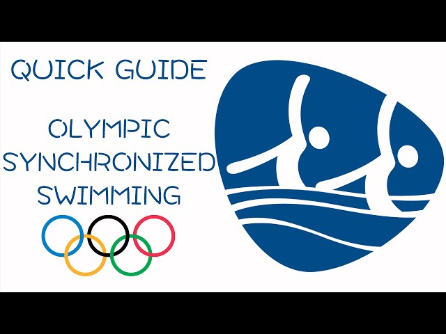 A Guide to Synchronized Swimming   90 Seconds of the Olympics