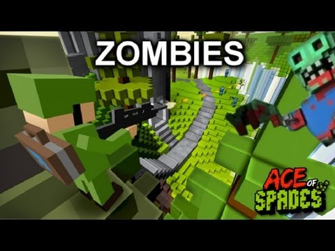 Ace Of Spades - Zombie Gameplay