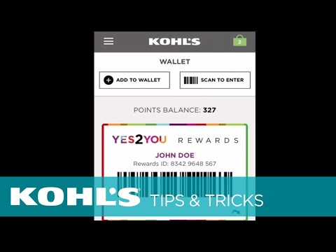 Kohl's: Scan, Shop, Pay & Save APK Cover