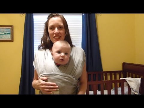 How to Do the Baby K'tan Adventure Position (Instructions for Facing Out)