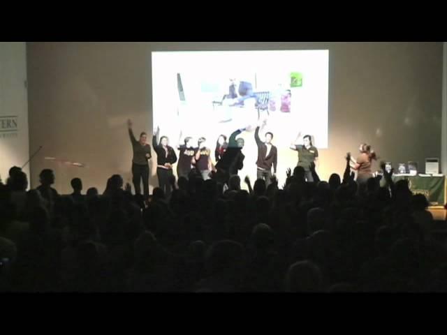 Be An ACTion HERO: Student Leadership Promo with Justin Jones-Fosu