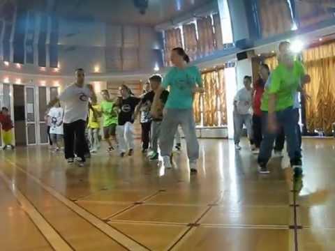 Мастер класс Эльми Паши / House Dance