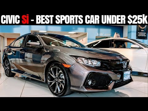 2017 Honda  Civic Si Review | The BEST Sports Car Under 25K | BETTER THAN EXPECTED