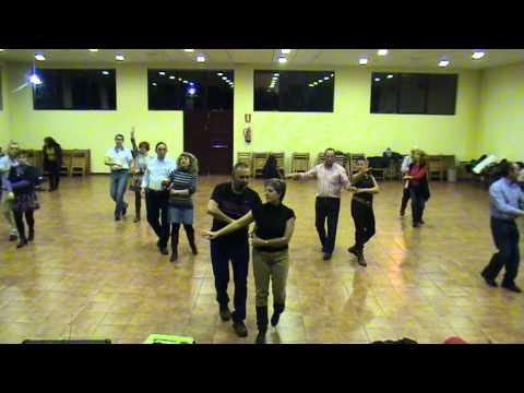 CHA-CHA-CHA- AVANZADO - BAILES DE SALÓN 12-2011