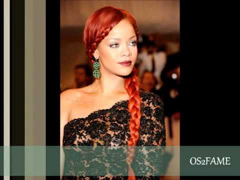 Rihanna inspired hairstyles you need