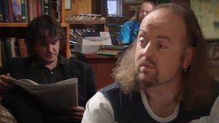 A Nice Change | Black Books | Series 2 Episode 6 | Dead Parrot