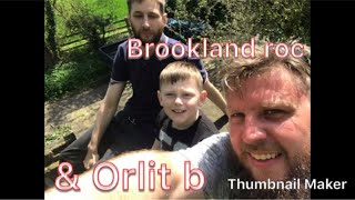 Exploring Brooklands ROC and Orlit B visted 22/4/18