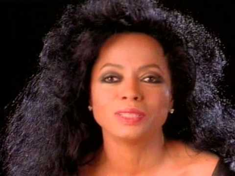 Diana Ross wins the