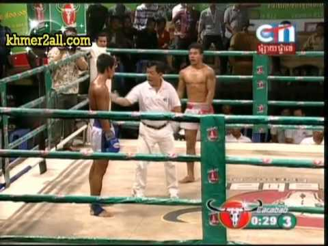 Samreth Sopheap vs Sok Sovan [21-09-2012]