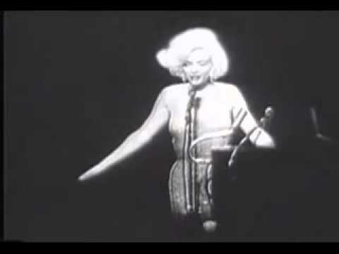 Marilyn Monroe - Happy Birthday Mr. President  To You