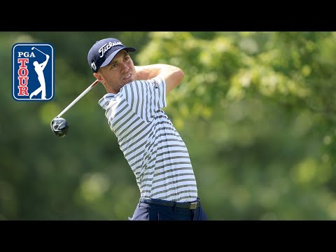 Justin Thomas shoots 4-under 68 | Round 1 | Workday Charity Open 2020