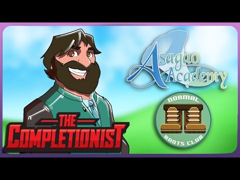 Asagao Academy Normal Boots Club   The Completionist