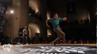 Vicious Victor vs. Poter | BOTY 2011 1vs1 | First Round