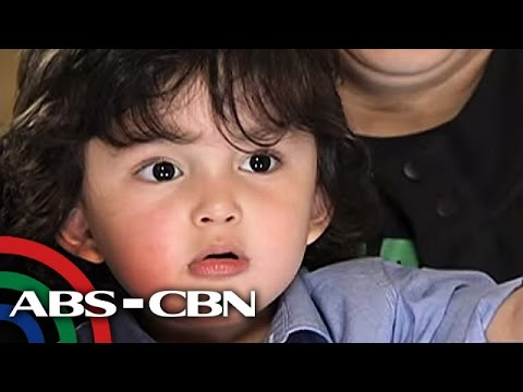 Baby Zion charms Korina on 'Rated K'
