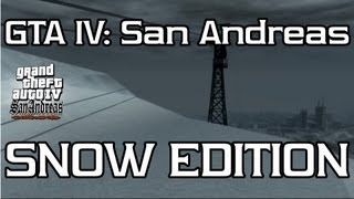Grand Theft Auto IV:San Andreas² - Snow Edition