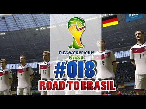 FIFA World Cup 2014 [DEUTSCH] - #FIFA - 018 - 1. Spiel Tschechien