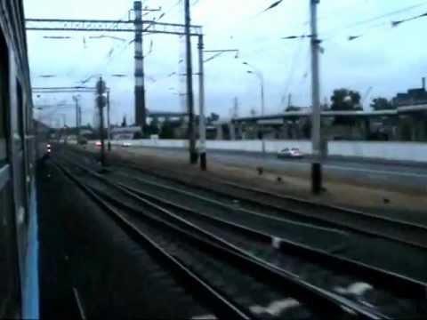 Киевская ГЭ: Киев-Петровка - Троещина
