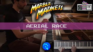 Aerial Race Theme from Marble Madness