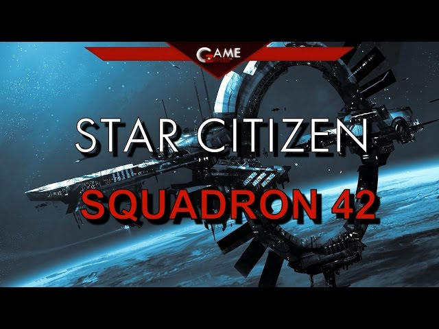 Превью Star Citizen Squadron 42